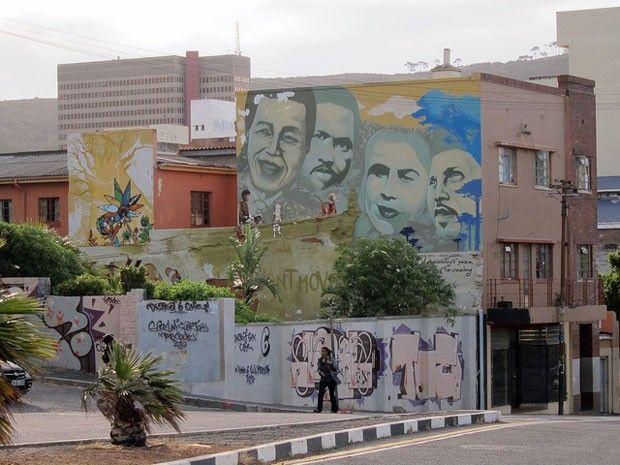 10 cidades onde o grafite virou patrimônio cultural