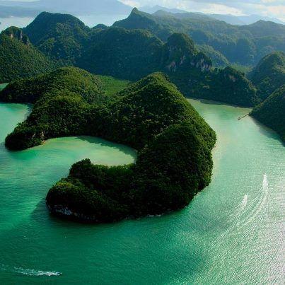 Dayang Bunting Island - Langkawi, Malaysia