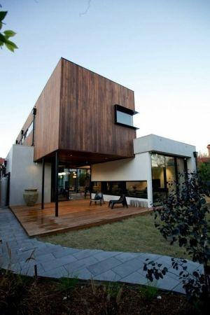 Residential house in Victoria, Australia by Jost Architects by AlejandraUrdan