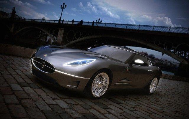 Lyonheart K British Sports Car Goes On Sale Gallery 1