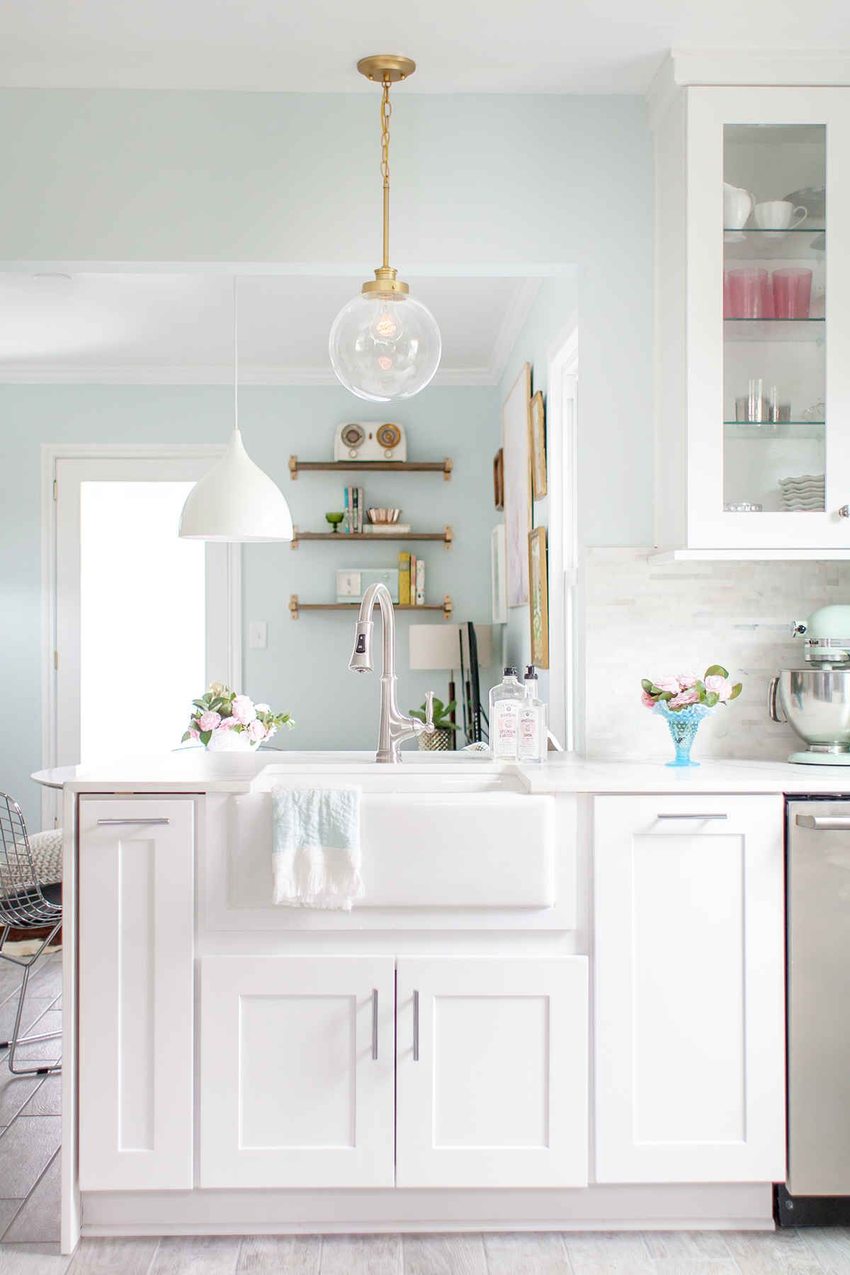 Our New Kitchen Reveal with the Home Depot | Diseño de cocina ...