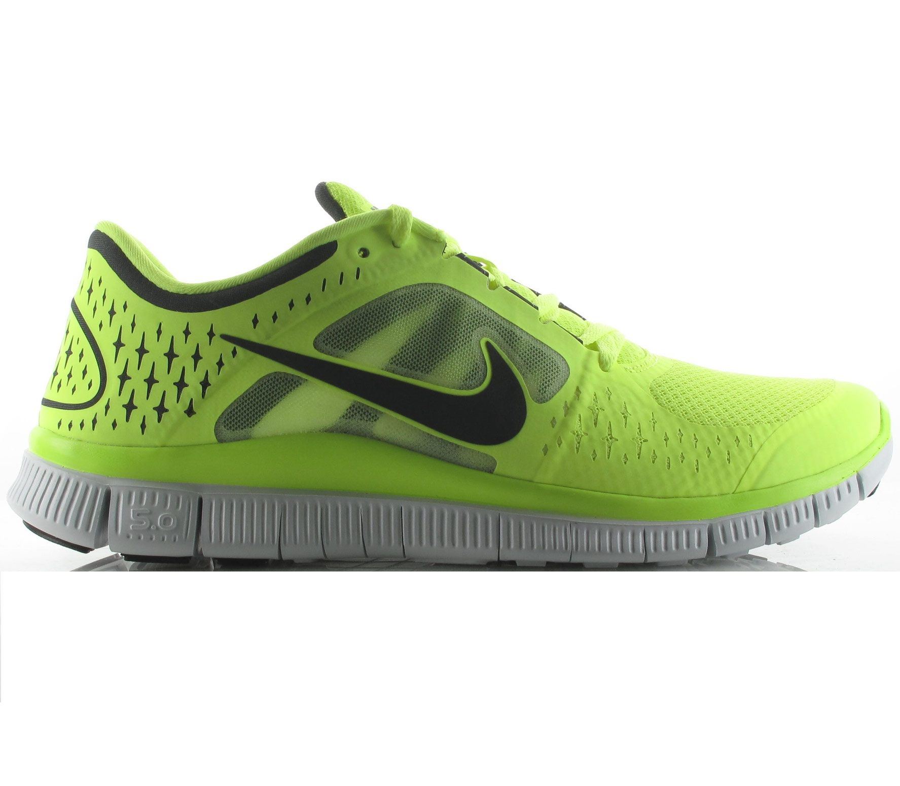 Jaune 3 Free Chaussure Pour Run Homme Nike De À Course Pied BwvfqxEd
