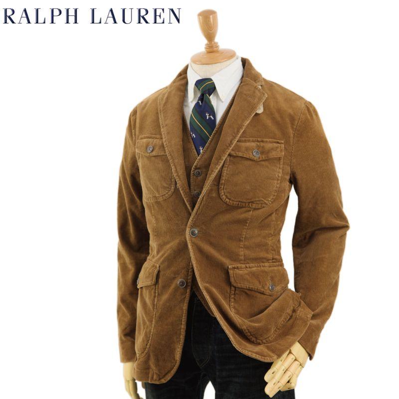 POLO by Ralph Lauren Men's Corduroy Sport Coat US polo Ralph ...