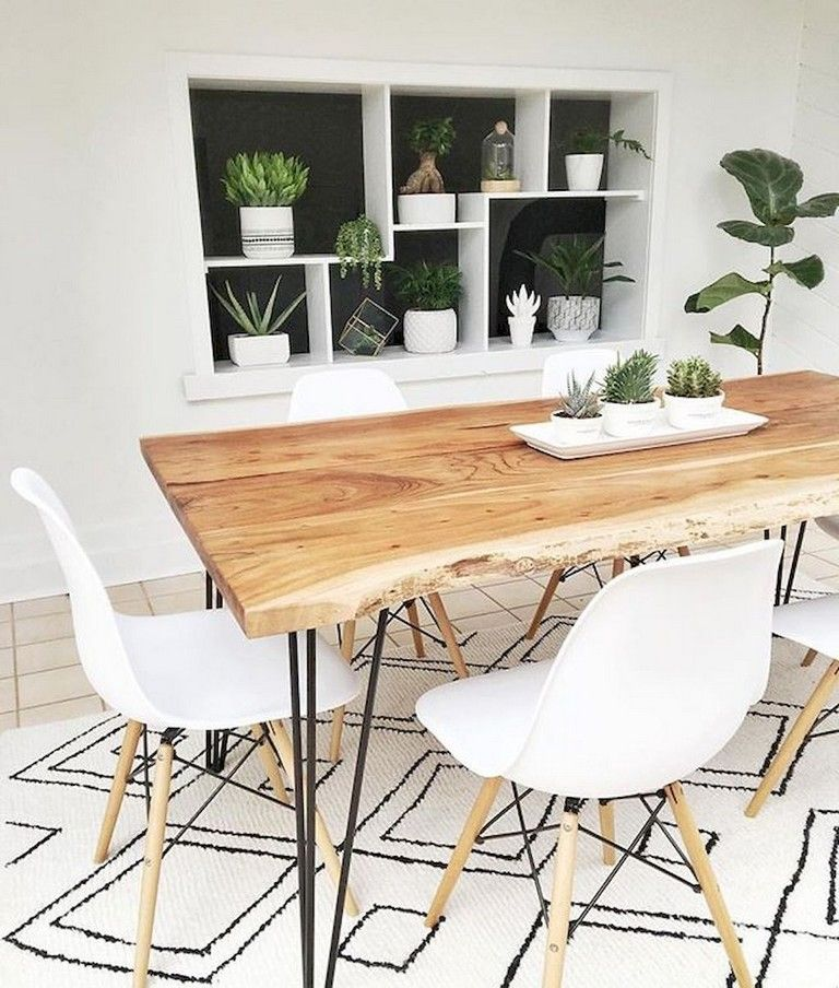 80 Incredible Small Dining Room Design and Decor Ideas images