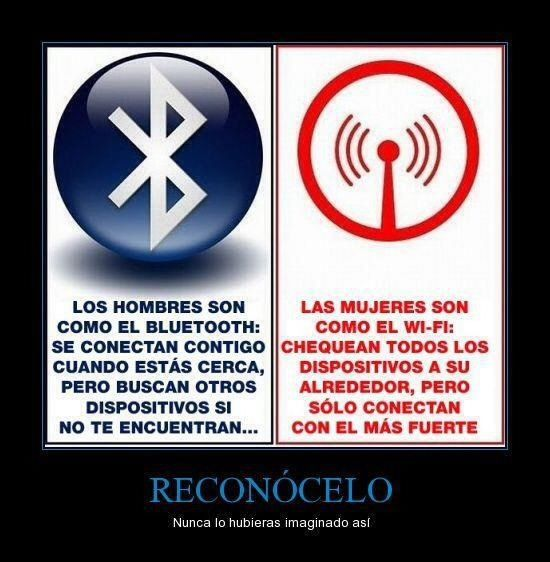 Hombres & Mujeres ! ..