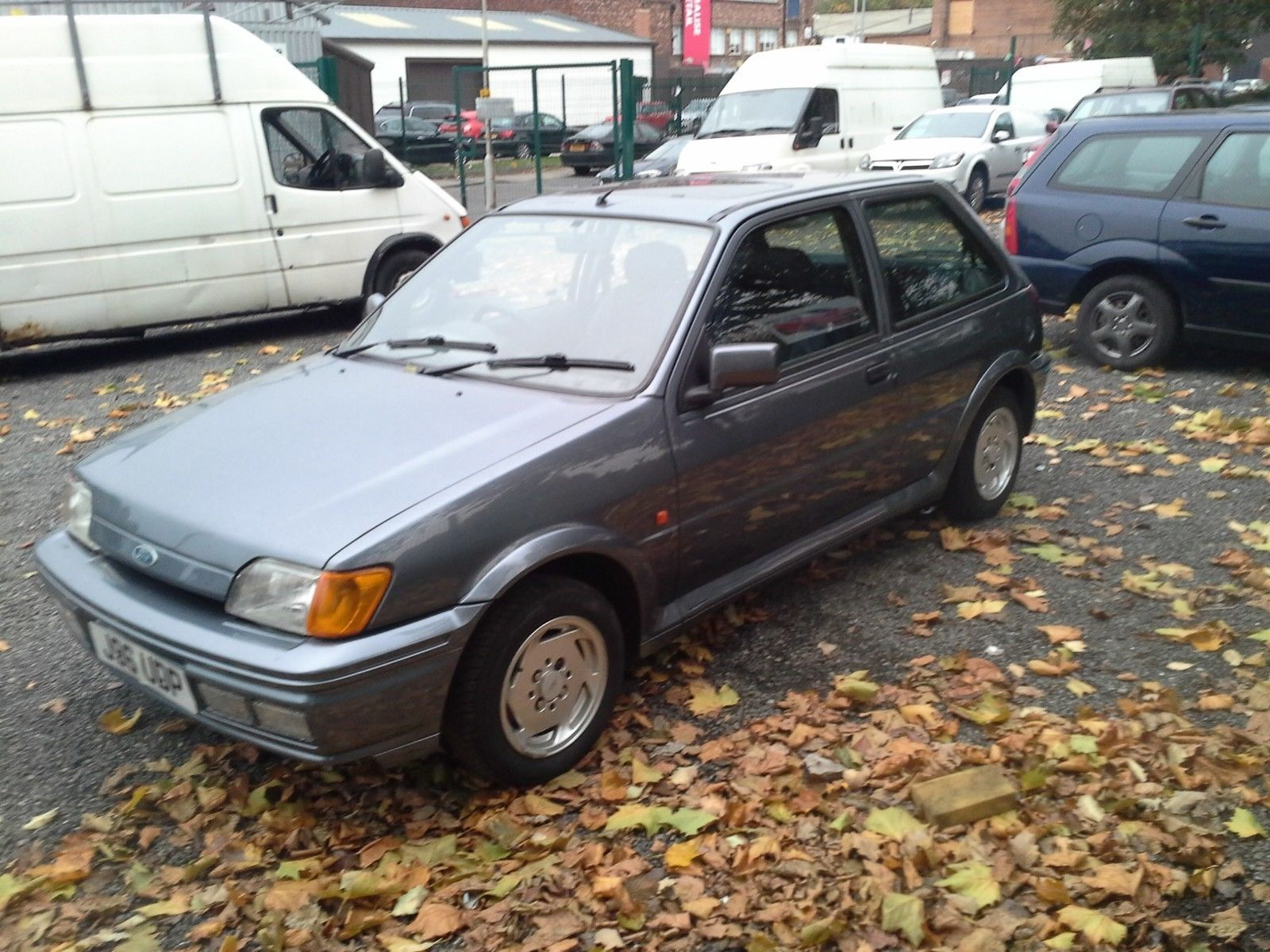 This Ford Fiesta Xr2i Is For Sale Ford Fiesta Classic Cars Ford