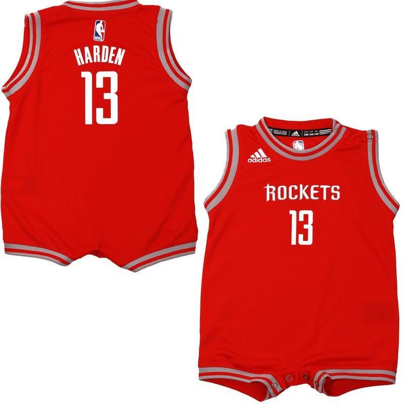 wholesale dealer 671a9 bcf31 James Harden Houston Rockets adidas Infant Replica Jersey ...