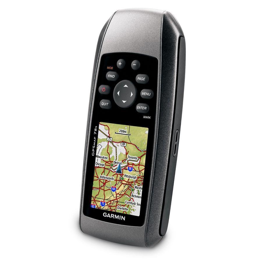 Garmin GPSMAP 78s Marine Handheld GPS 0100086401 BRAND