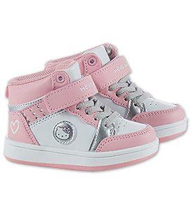 Babies Gr. 5092 BabySneaker in weiss / rosa Mode