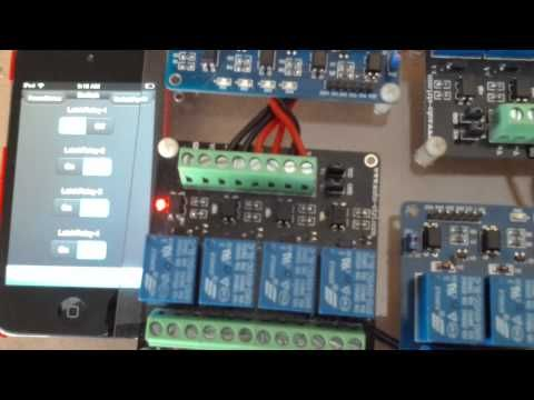 Arduino ethernet home automation projects.