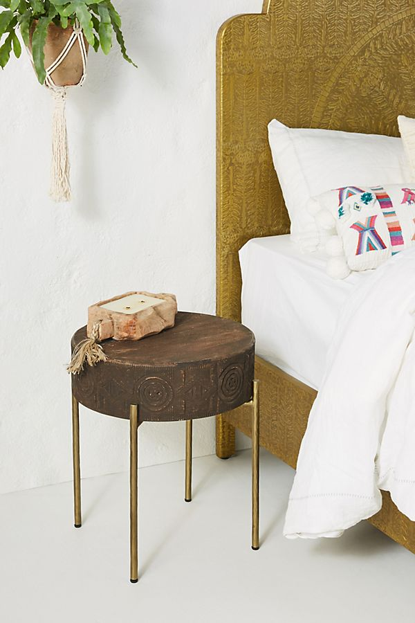 kadida side table in 2020  unique living room furniture
