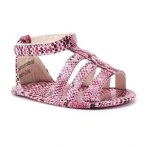 Infant Girl Sandals - For Beach Babies: