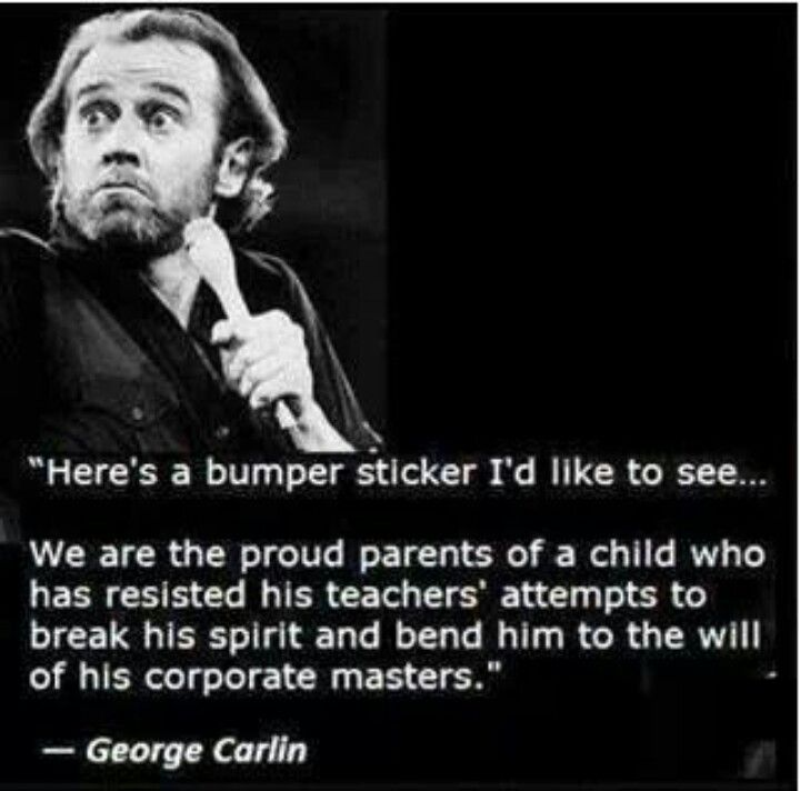 George Carlin George Carlin Carlin Quotes