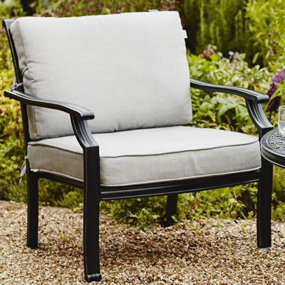 Hartman Jamie Oliver Classic Chill Out Chair Riven With Pewter ...