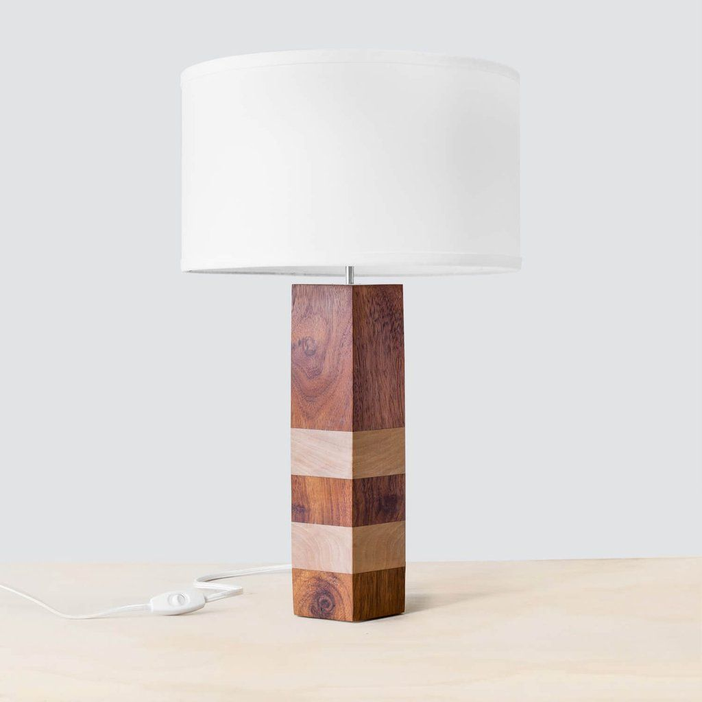 modern table lamps handcrafted in uganda the citizenry crafts