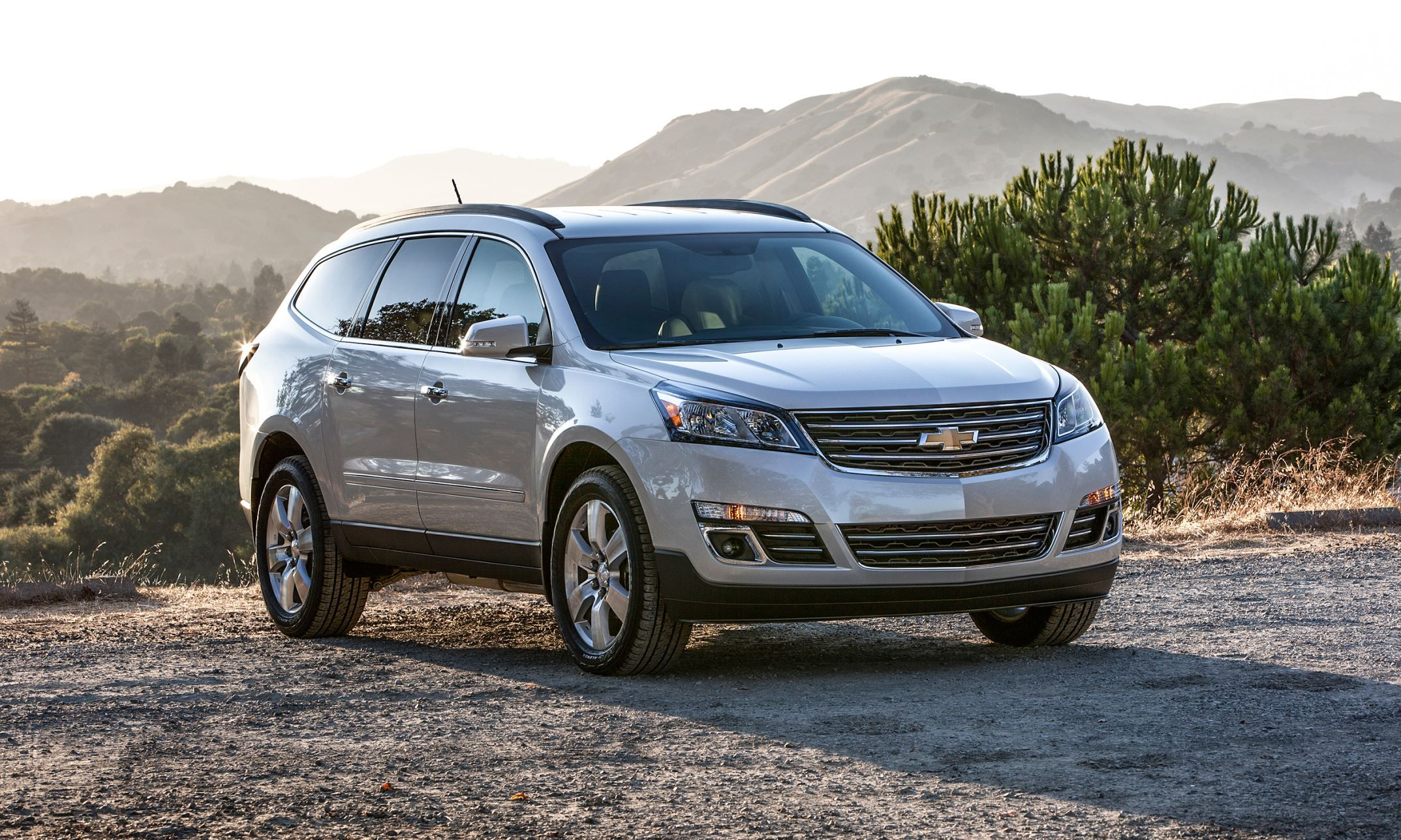 10 Best Cars Made In The Usa Chevrolet Traverse Chevrolet Car