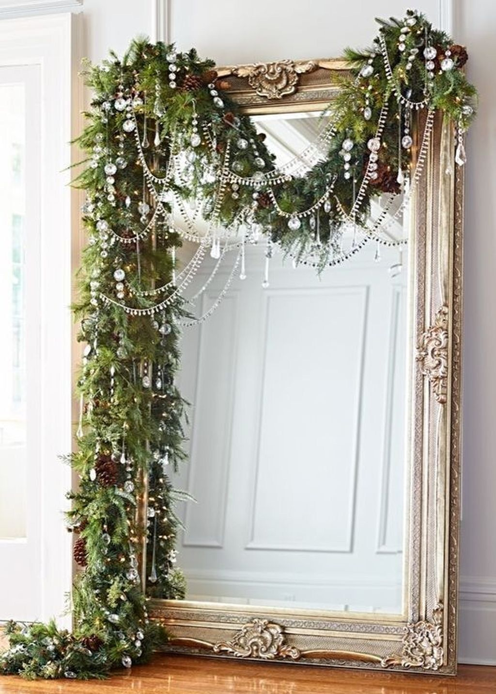 50 Magnificient Christmas Decoration Ideas #holidaydecor