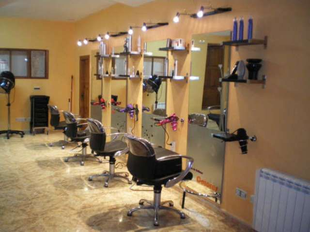 Mobiliario productos y complementos de peluqueria y - Complementos decoracion salon ...