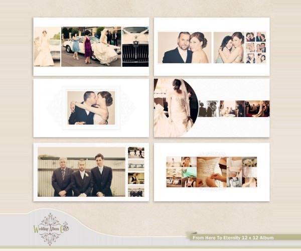 Wedding Album Design Template - 57+ Free PSD, InDesign Format - free album templates