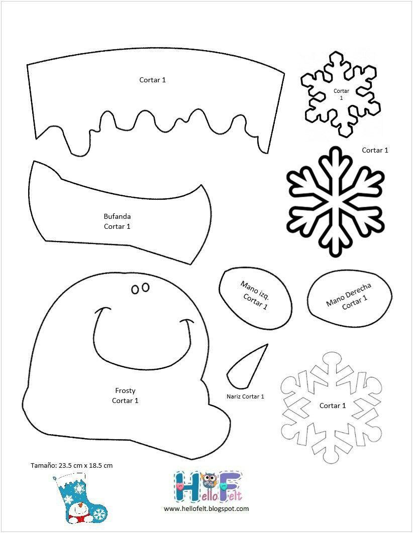 Botita azul | navidad | Pinterest | Navidad, Botas de navidad y ...
