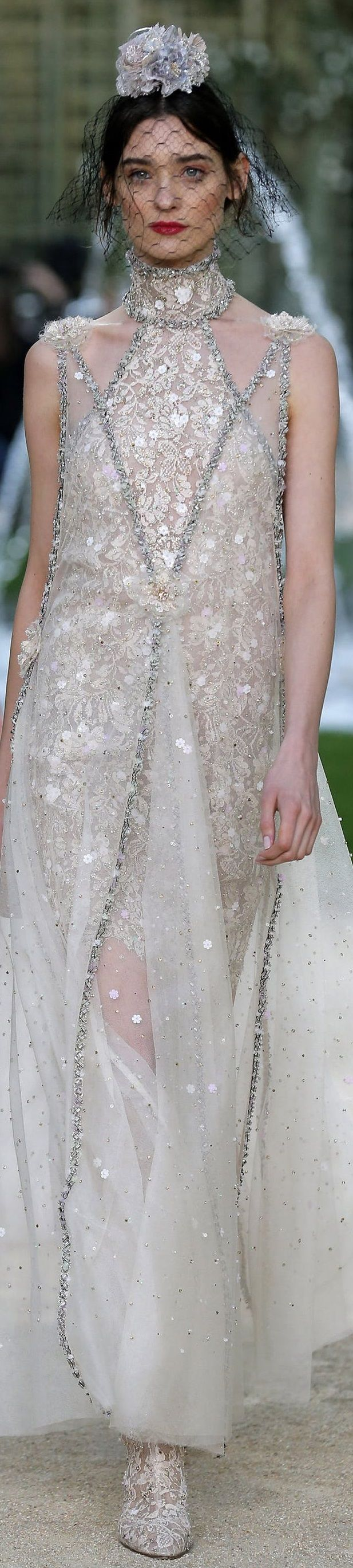 Chanel spring couture chanel pinterest chanel couture
