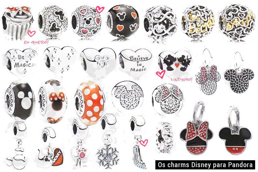 Disney Beads For Pandora