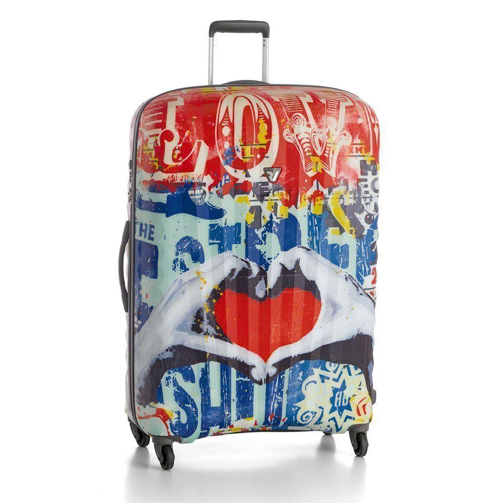 Maleta De Viaje Uno Zip Art 0255 Love Roncato Maletas De Viaje Baratas Maleta De Viaje Maleta