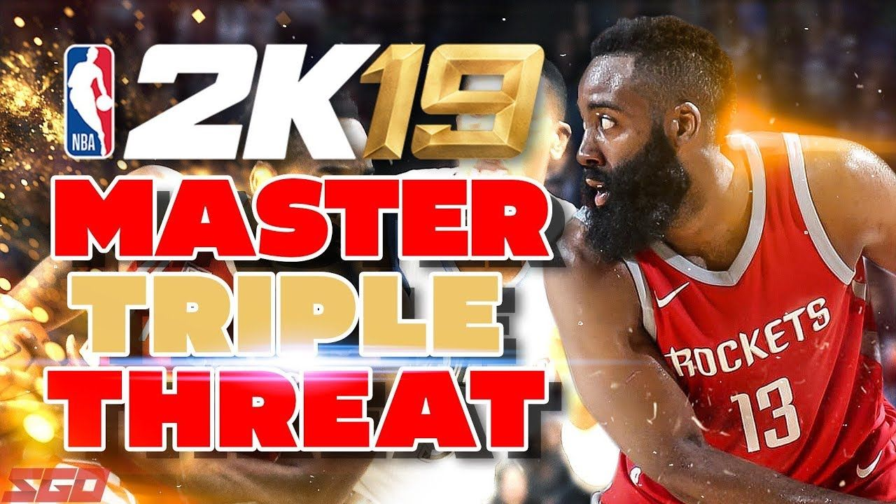 NBA 2K19 Tips: How to Master the Triple Threat! | Sports