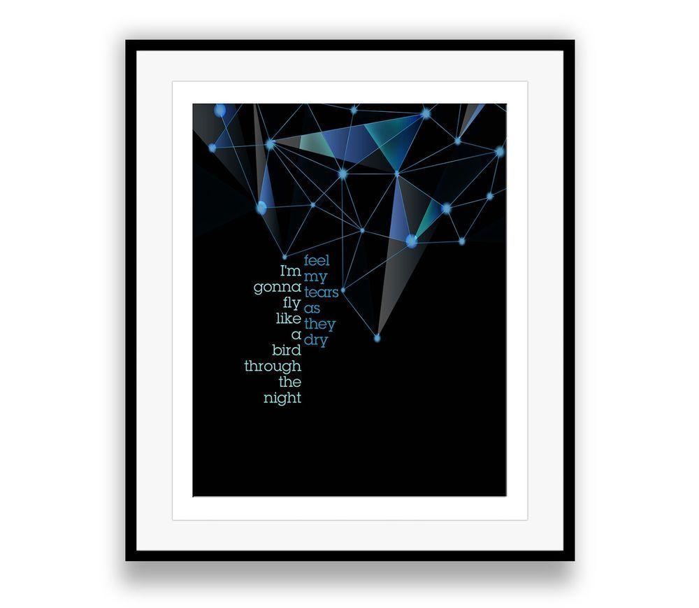 Sia lyric poster design chandelier song lyrics art print pop sia lyric poster design chandelier song lyrics art print pop music poster jeuxipadfo Images