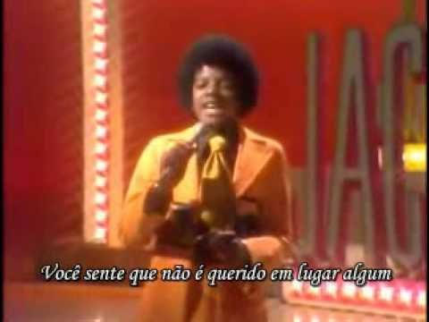 "Michael Jackson - Ben (Legendado)  ""I used to say, I and me, now it's Us, now it's we"""