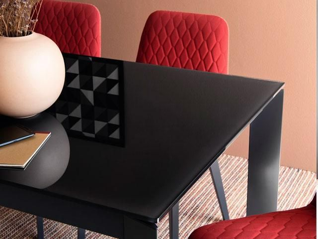Table Baron Glass Calligaris Shop Online