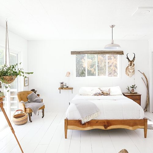A Non Toxic Bedroom With Images Home Bedroom Bedroom