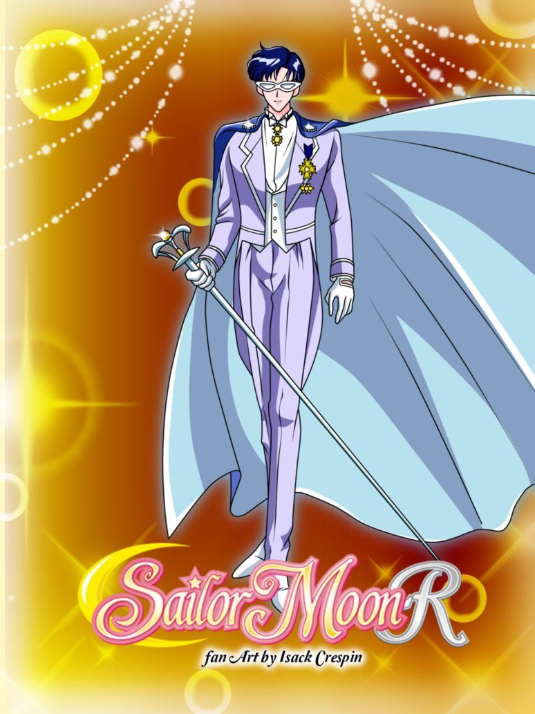 Rey Endymion by Isack503 on DeviantArt | Sailor Moon- Tuxedo Mask ...