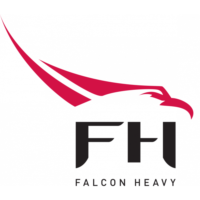 Spacex Assorted Decal Pack Spacex Spacex Falcon Heavy Falcon Heavy
