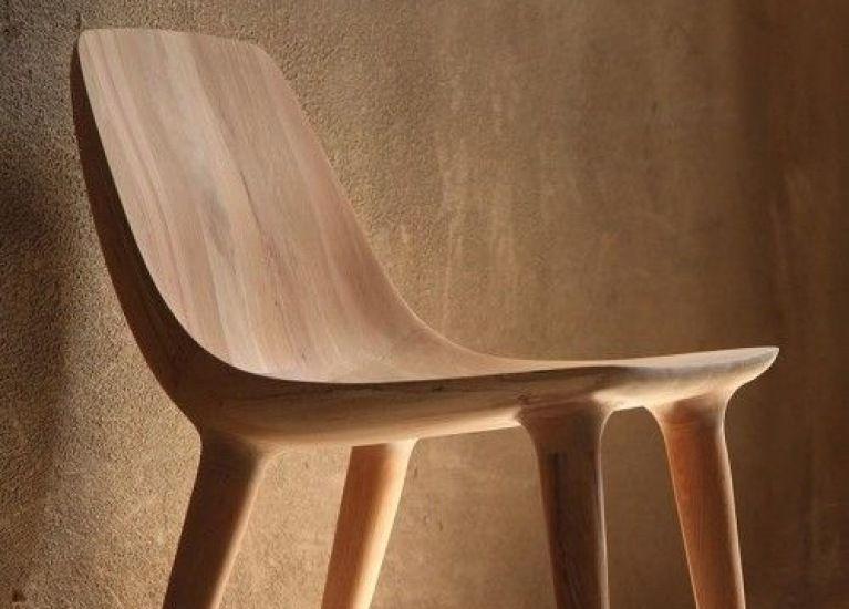 Design Houten Stoelen.Pin Van Jolanda Gulin Op Interior In 2020 Designer Stoel Meubel