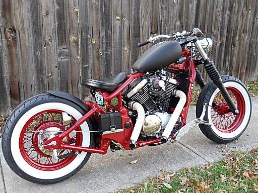darktuesday 39 s vulcan 800 bobber build bikes i like. Black Bedroom Furniture Sets. Home Design Ideas