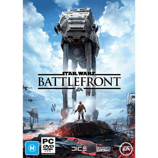 Star Wars Battlefront Eb Games Australia Star Wars Battlefront