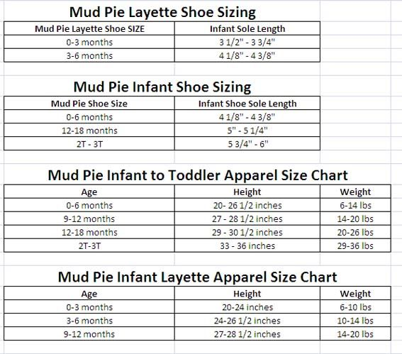 SMW Boutique- A World of Fashion (sizing chart) CRAFTS clothes