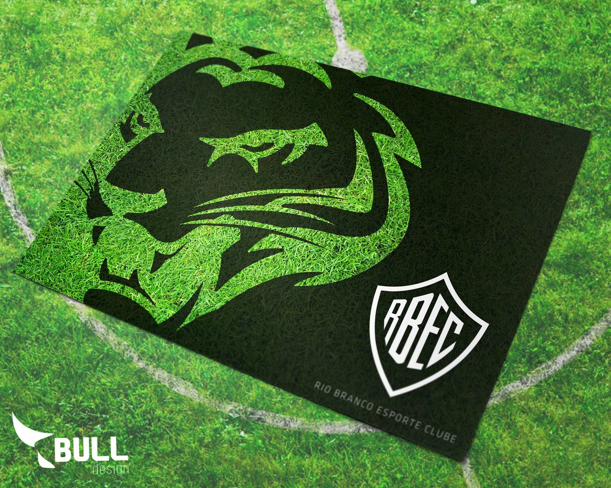 Apresentação Rio Branco Esporte Clube Nike logo