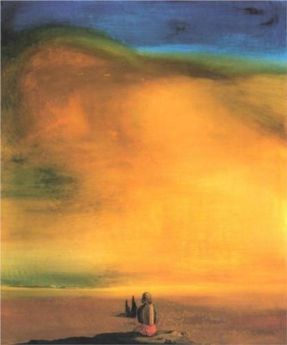Sugar Sphinx - Salvador Dali, 1933