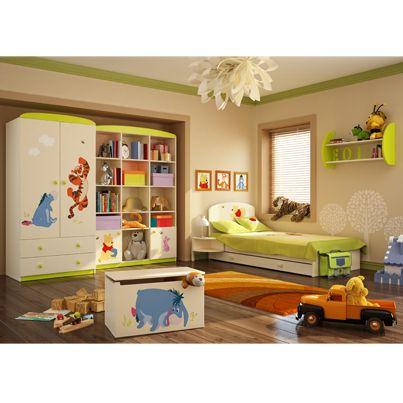 Pfister Kinderzimmer, kid's room, Winnie the pooh Wand
