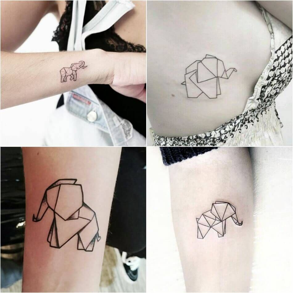 Elephant Tattoo Designs Most Popular Elephant Tattoos With Meaning