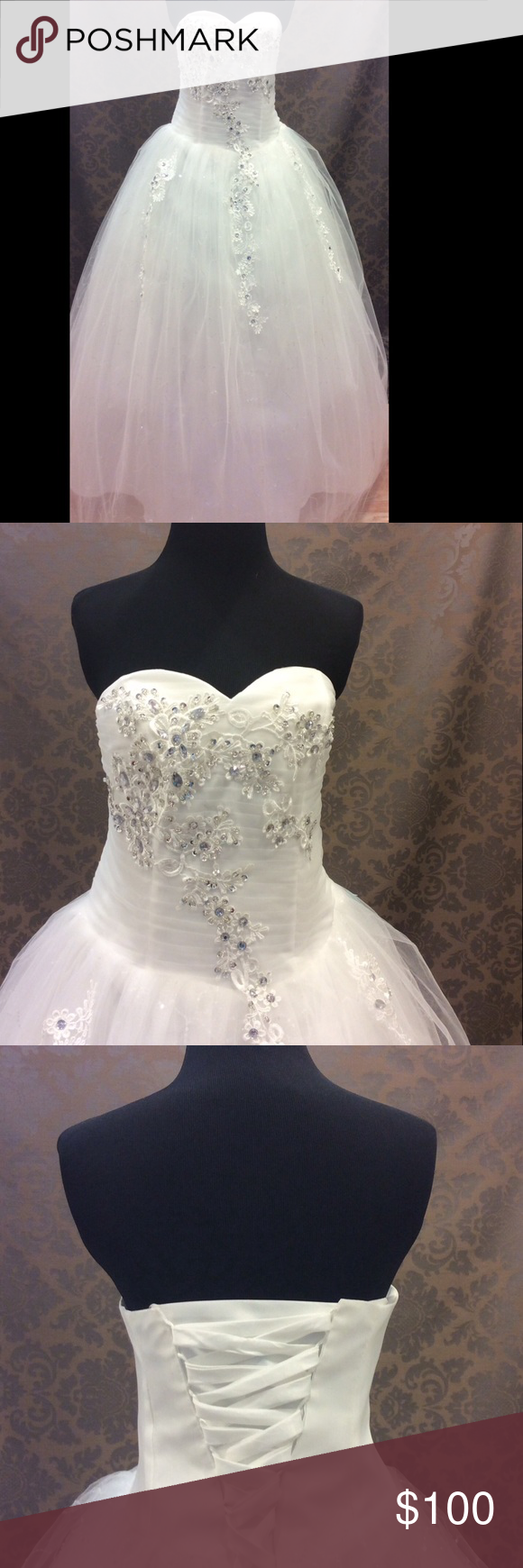 Corset for under wedding dress  MAKE A OFFER NWT Budget Wedding Dress Boutique  Perfect fit