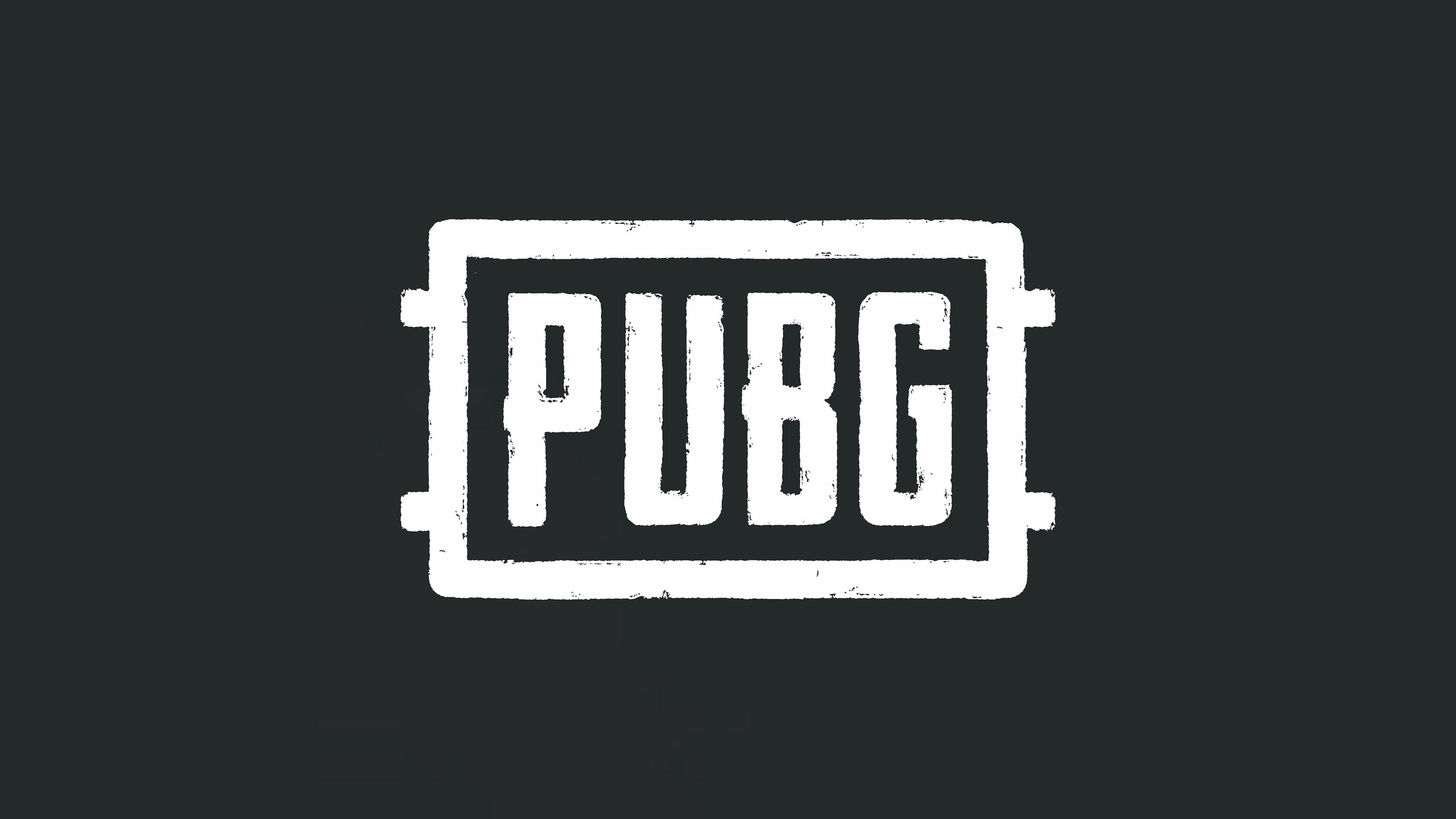 Pubg Game Logo 4k Pubg Wallpapers Playerunknowns