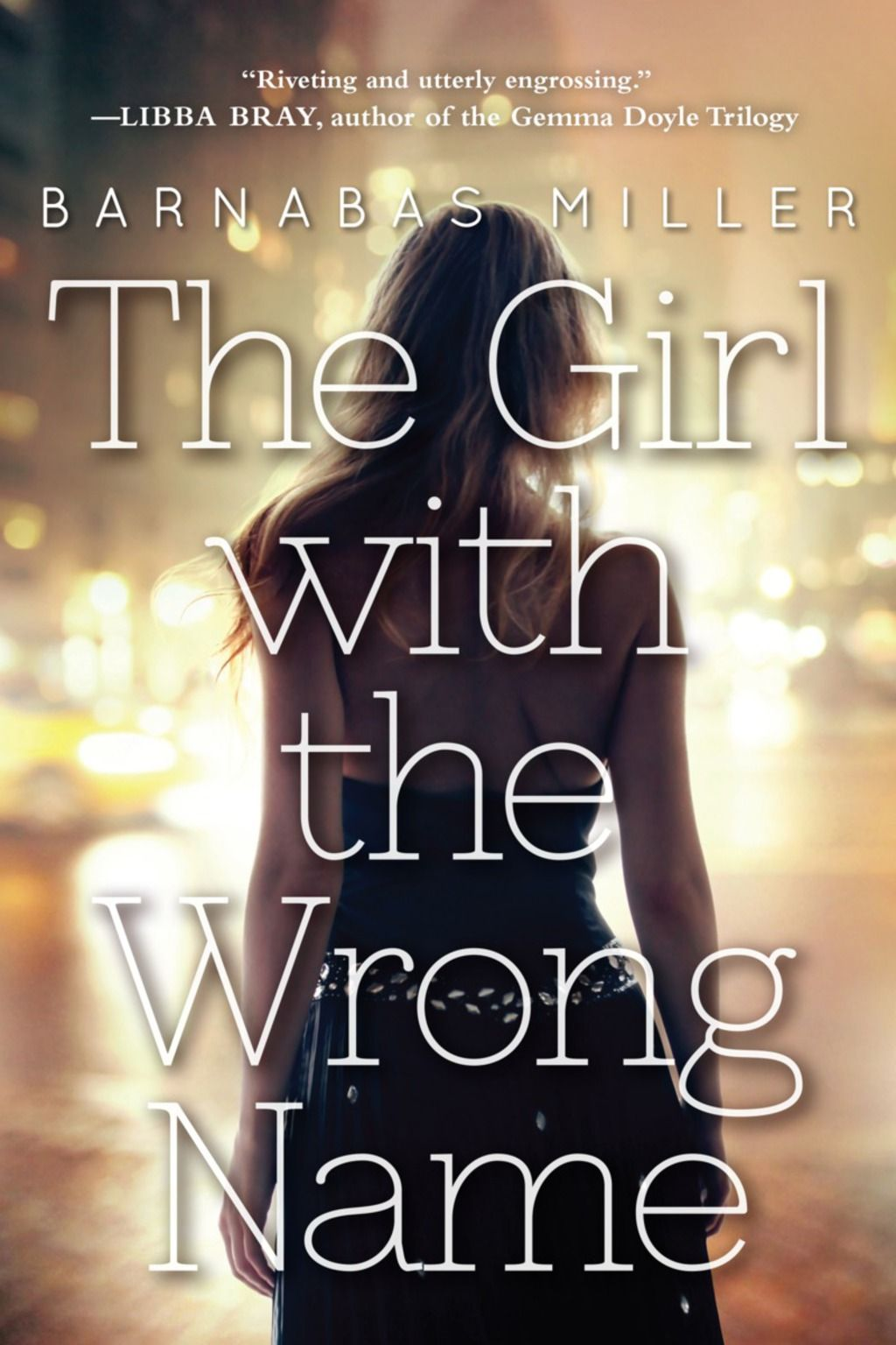 The Girl with the Wrong Name (eBook)