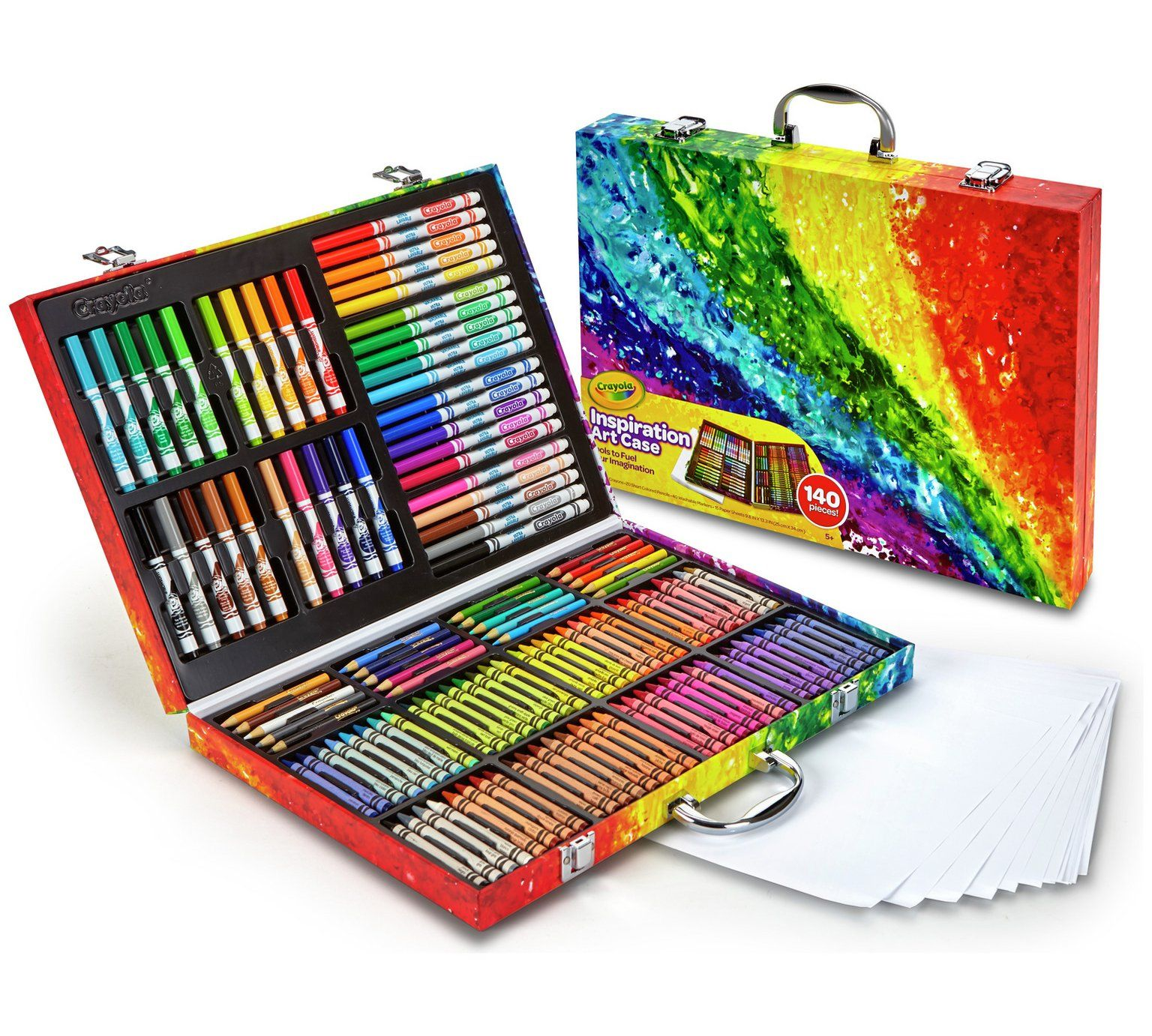 Buy Crayola Inspirational Art Case 2 For 30 Pounds On Toys