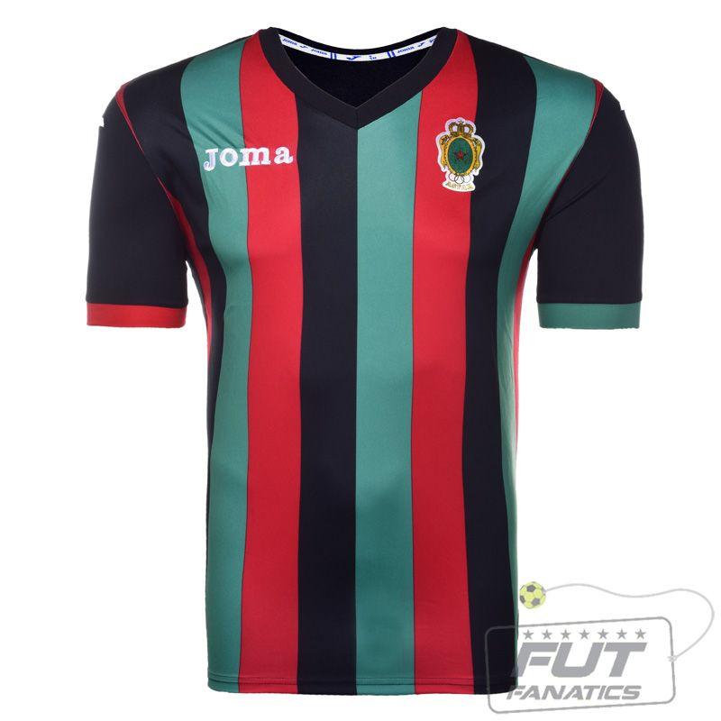 1e0b9500ce Camisa Joma Far Rabat Home 2014 - Fut Fanatics - Compre Camisas de Futebol  Originais de Times do Brasil e Europa