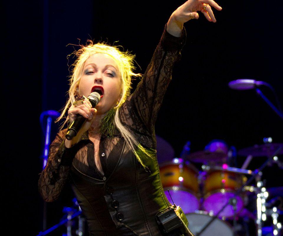Hollywood Bowl 2019 Cyndi lauper, Concert, Hollywood