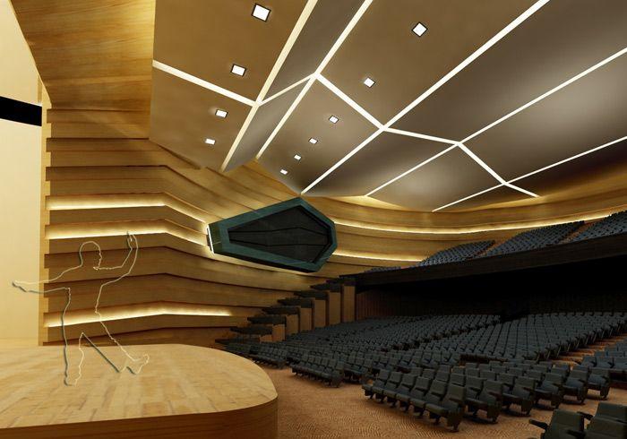 trends in auditorium design - Google Search