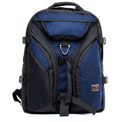 Brain Bag- This looks like a killer backpack. Fits 2 laptops ...